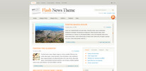 Thumbnail Premium Wordpress Theme Flashnews