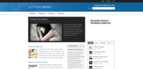 Thumbnail Premium Wordpress Theme Gotham News