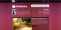 Thumbnail Premium Wordpress Theme Groovy Photo