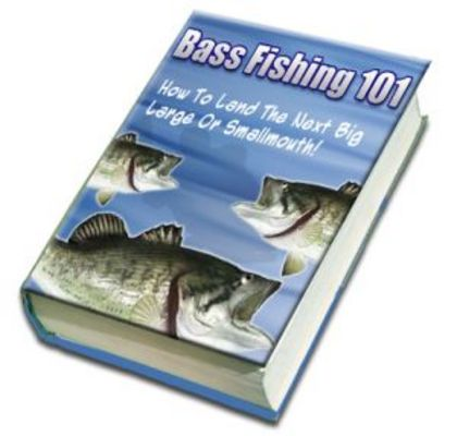 Product picture Complete Business in a Box for Bass Fishing Not JUST EBOOK!